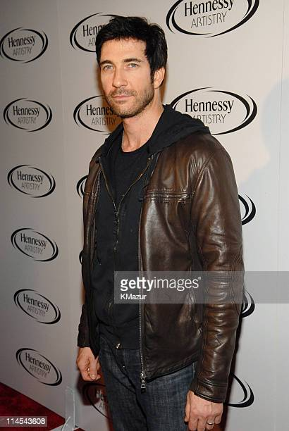 Dylan McDermott during Hennessy Presents the 'Global Art of Mixing' October 17 2006 at Capitale in New York City New York United States