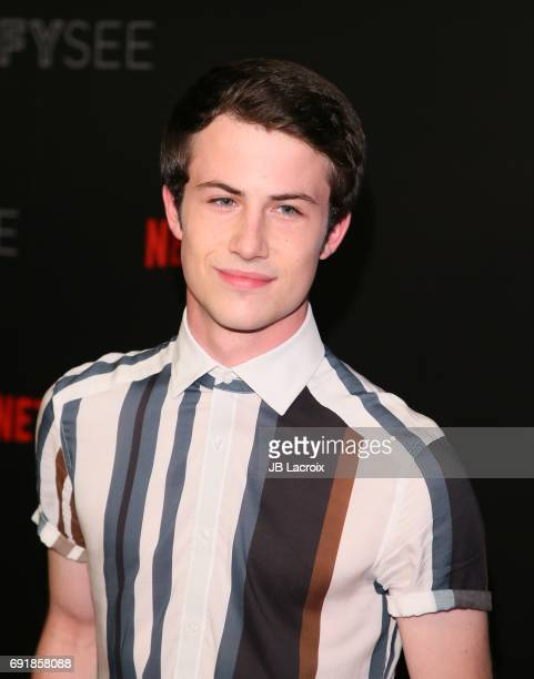 Dylan Minnette attends Netflix's '13 Reasons Why' FYC event at Netflix FYSee Space on June 02 2017 in Beverly Hills California