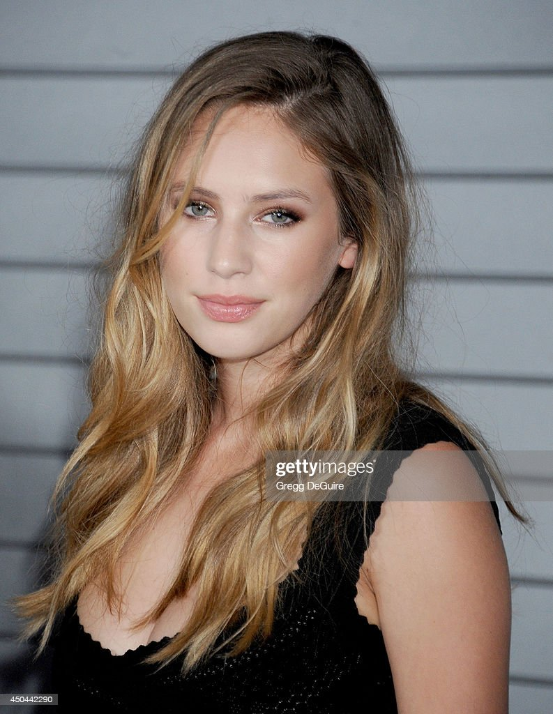 Dylan Penn arrives at the MAXIM Hot 100 celebration event at Pacific Design Center on June 10, 2014 in West Hollywood, California.