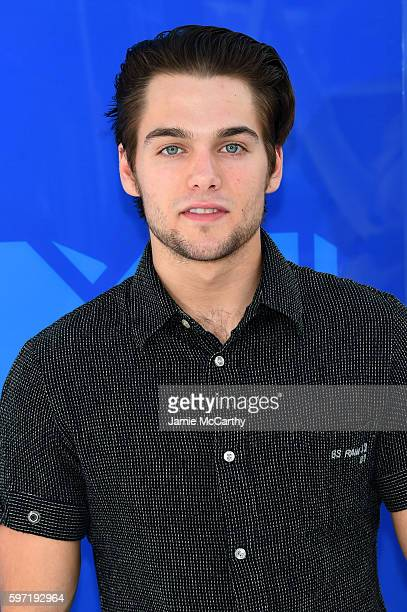 Dylan Sprayberry attends the 2016 MTV Video Music Awards at Madison Square Garden on August 28 2016 in New York City