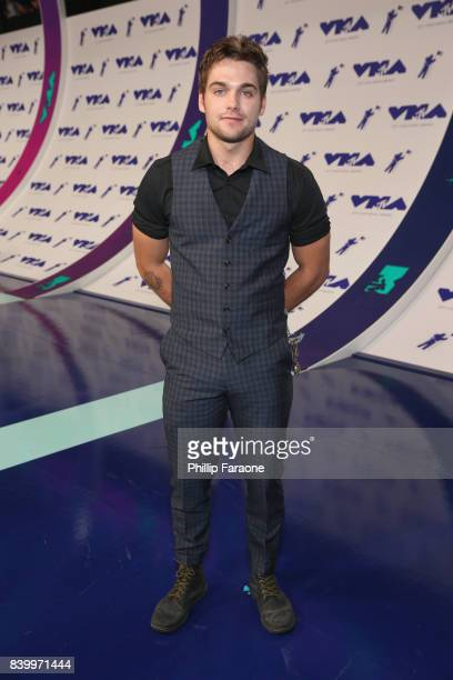 Dylan Sprayberry attends the 2017 MTV Video Music Awards at The Forum on August 27 2017 in Inglewood California