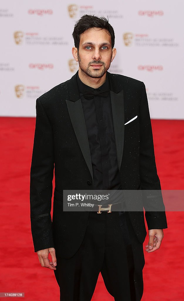 Dynamo attends the Arqiva British Academy Television Awards 2013 at the Royal Festival Hall on May 12, 2013 in London, England.