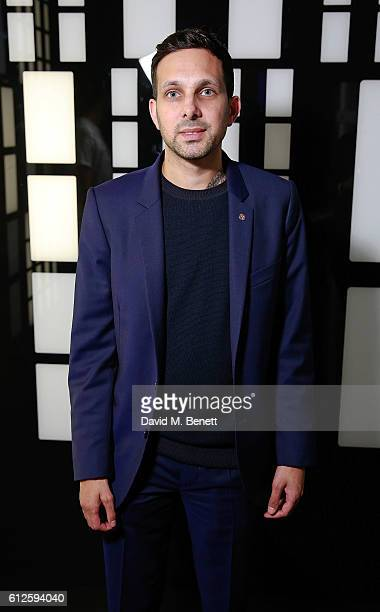 Dynamo attends the launch of Google's new phone 'Pixel' with an exclusive live performance from Craig David in front of a starstudded audience on...