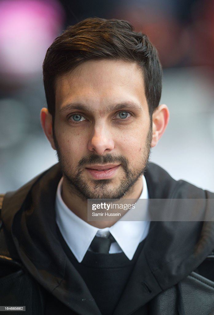 Dynamo attends the Prince's Trust Celebrate Success Awards at Odeon Leicester Square on March 26, 2013 in London, England.