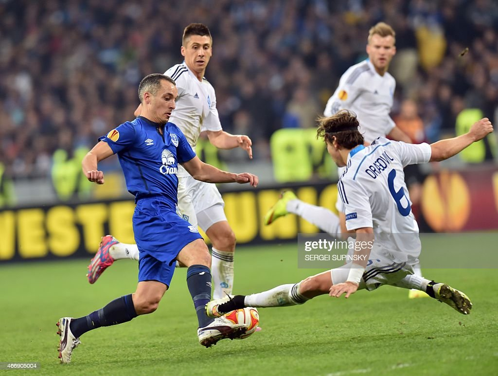 FC Dynamo Kyiv v Everton FC - UEFA Europa League Round of 16