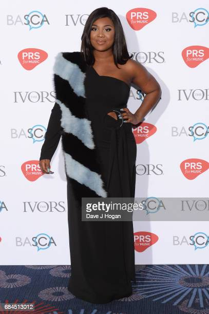 Dyo attends the Ivor Novello Awards at Grosvenor House on May 18 2017 in London England