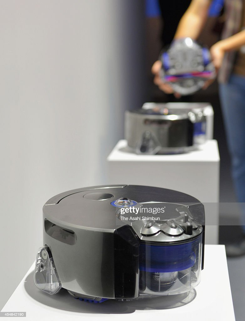 dyson u0027dyson 360 eyeu0027 robot vacuum cleaner is on display at its - Dyson Vacuum Sale