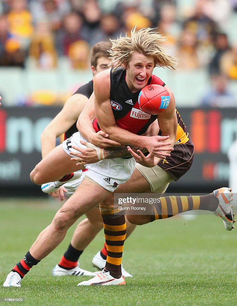 AFL Rd 13 - Hawthorn v Essendon