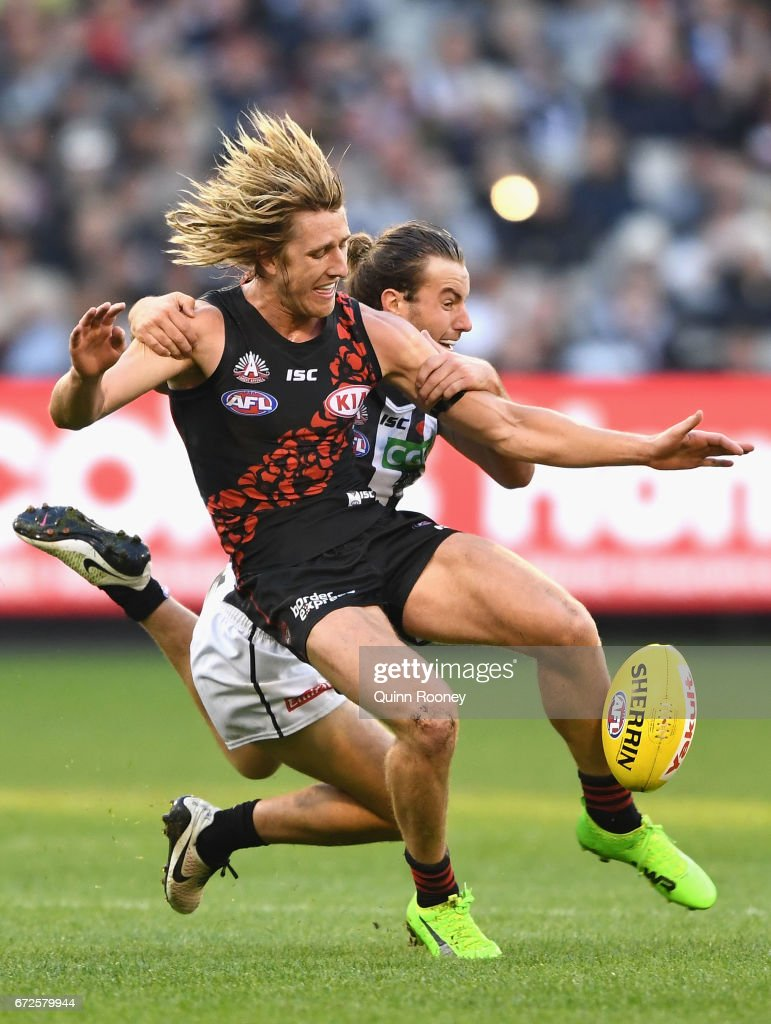 AFL Rd 5 - Essendon v Collingwood