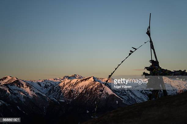 Dzongri at Dawn, Sikkim