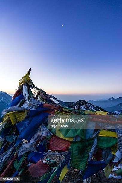 Dzongri sunrise, Sikkim