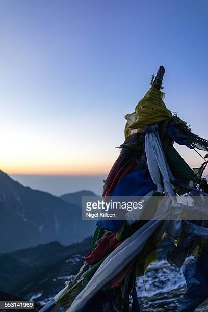 Dzongri viewpoint, Sikkim