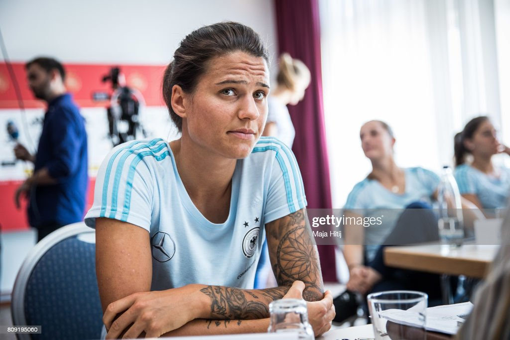 Germany Women's Media Day