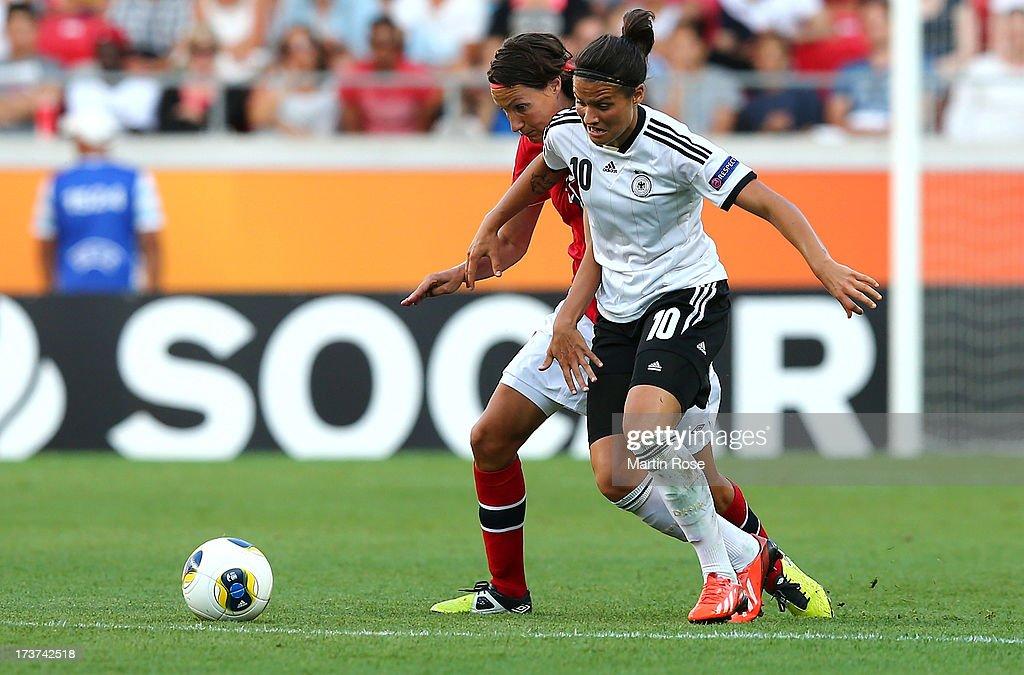 Germany v Norway - UEFA Women's Euro 2013: Group B