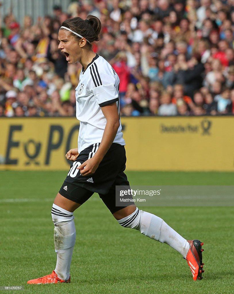Germany v Russia - Women's World Championship Qualification