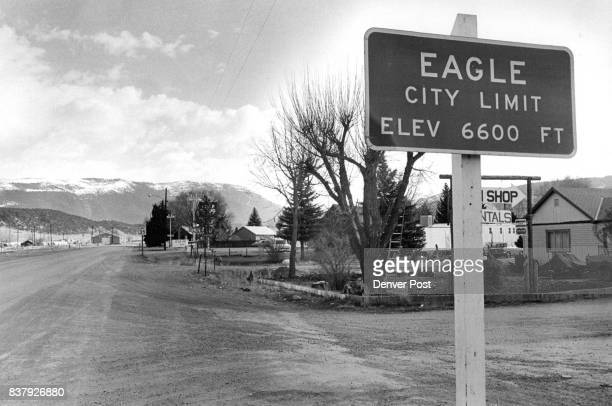 Eagle Colorado Outlet Highway After Bypass Credit Denver Post Inc