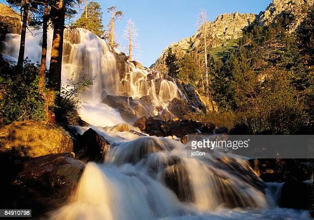 Eagle Falls in Emerald Bay, South Lake Tahoe