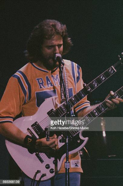 Eagles Don Felder live at Nippon Budokan Tokyo September 17 1979
