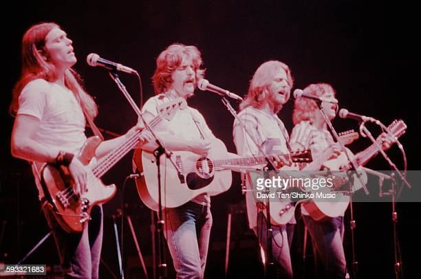 Eagles live in USA unknown August 1978