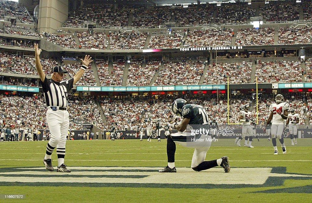 Philadelphia Eagles vs Houston Texans - September 10, 2006