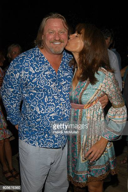 Eames Yates and Pamela Taylor attend Party to Celebrate the Upcoming Marriage of Pamela Taylor and Eames Yates Hosted by Tatiana and Campion Platt at...