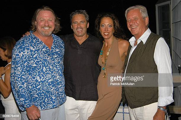 Eames Yates Campion Platt Tatiana Platt and Christian Wolffer attend Party to Celebrate the Upcoming Marriage of Pamela Taylor and Eames Yates Hosted...