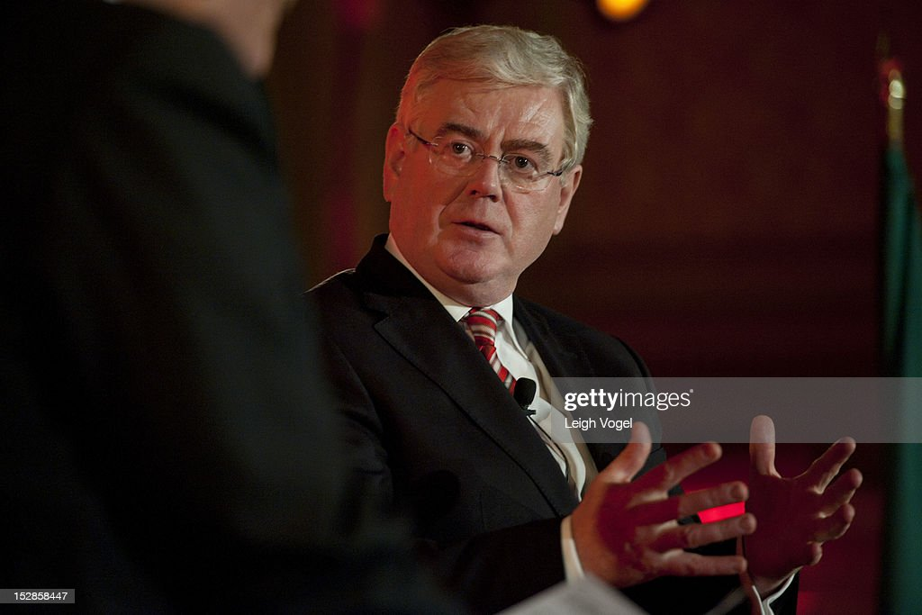 <a gi-track='captionPersonalityLinkClicked' href=/galleries/search?phrase=Eamon+Gilmore&family=editorial&specificpeople=7484923 ng-click='$event.stopPropagation()'>Eamon Gilmore</a>, Deputy Prime Minister of Ireland, speaks during the second annual Concordia Summit at The Plaza Hotel on September 27, 2012 in New York City.