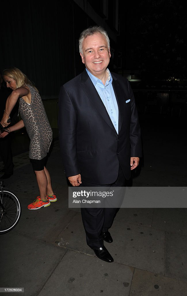 Eamonn Holmes sighting at St Martin's Lane Hotel on July 2, 2013 in London, England.
