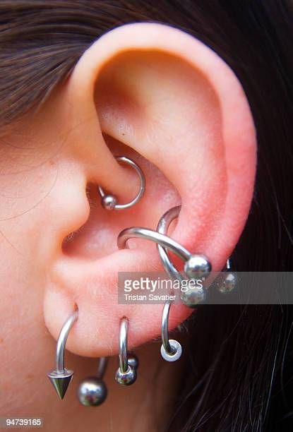 Ear Piercings and body jewelry