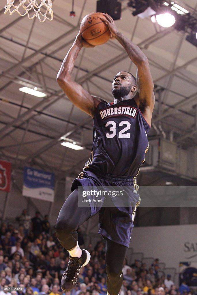 Bakersfield Jam v Santa Cruz Warriors