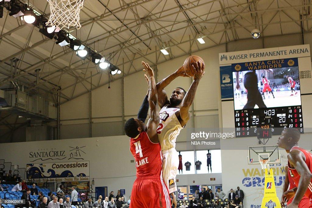 2016 NBA D-League Showcase Day 2