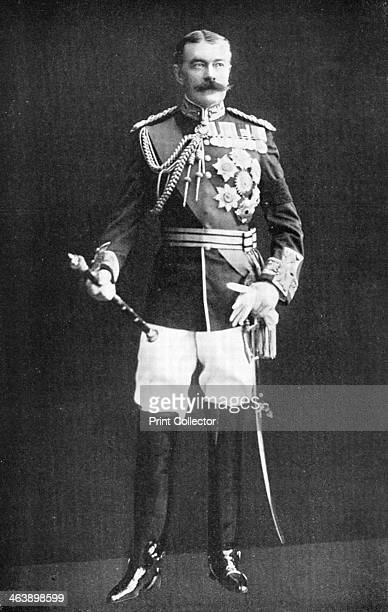 Earl Kitchener of Khartoum Irishborn British soldier and statesman Horatio Herbert Kitchener regained the Sudan for Egypt by his victory at the...