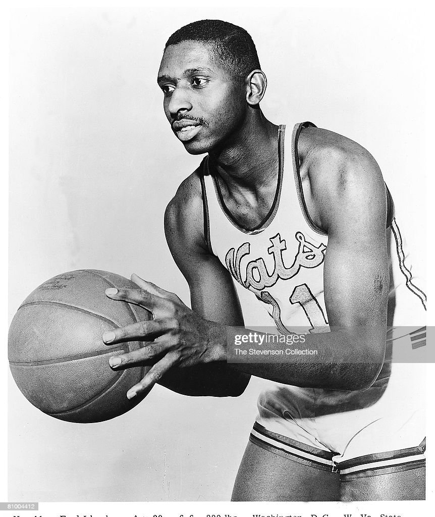 NBA Flashback Earl Lloyd Basketball Hall of Famer Earl Lloyd