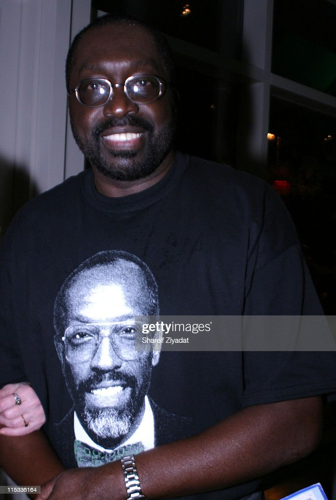 Earl Monroe during Grand Opening of Earl Monroe's Restaurant in New York City October 31 2005 at Earl Monroe's in New York City New York United States