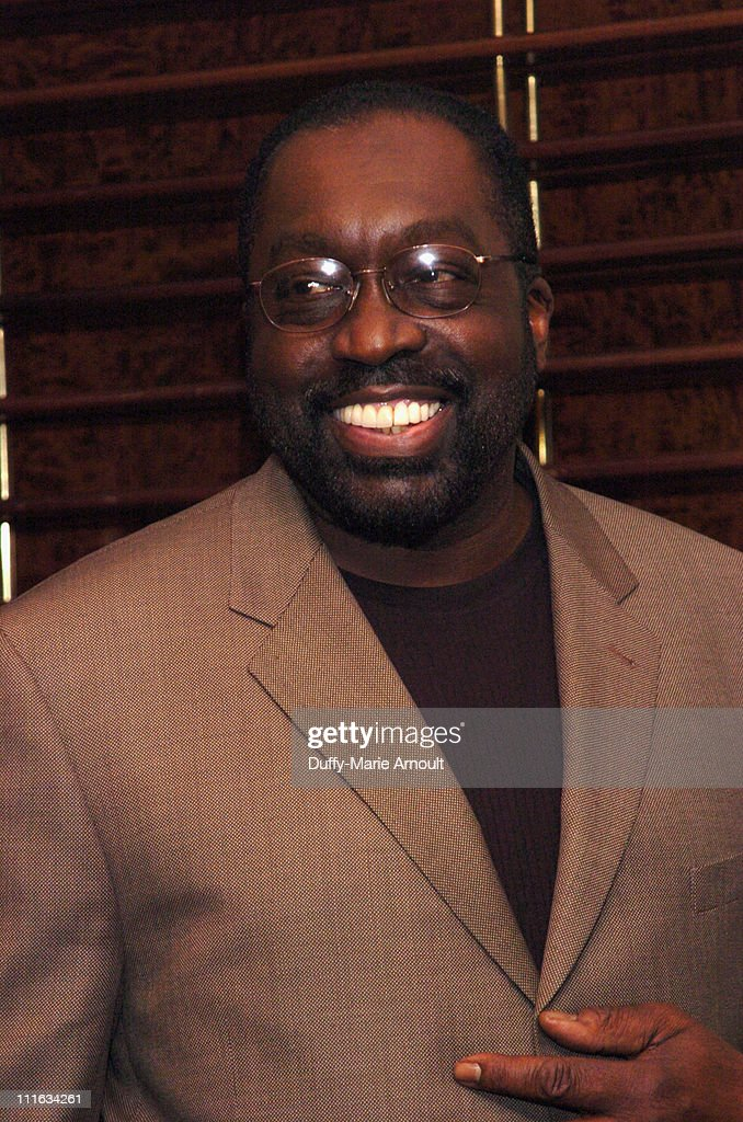 Earl Monroe during Marcia Gay Harden Presents Annual Sports and Arts City Hero Award 2006 at JP Morgan Chase in New York City New York United States