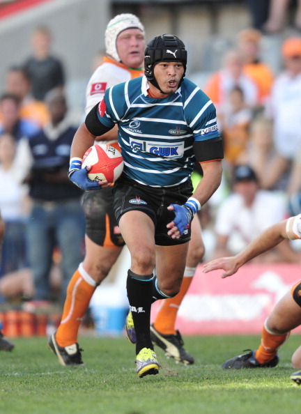 Absa Currie Cup: Toyota Free State Cheetahs v GWK Griquas : News Photo