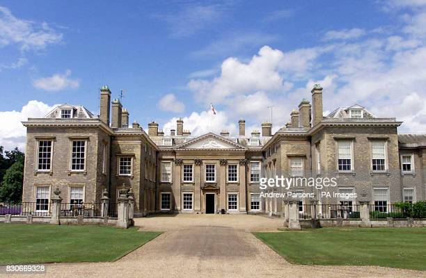 Earl Spencer's family Home near Northampton The house is due to open to the public on Sunday the day that would have been Diana Princess of Wales'...
