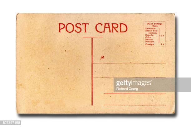 Early 1900 Postcards