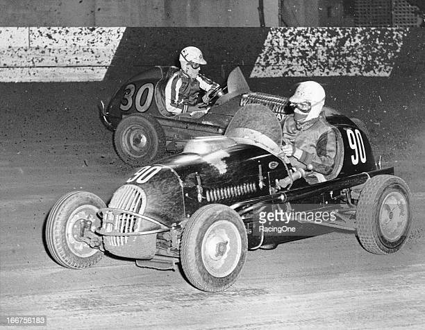 Vintage Quarter Midget Stock Photos And Pictures Getty Images