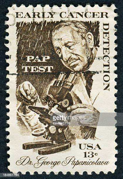 Early Cancer Detection Stamp