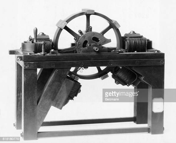 Electro mechanical stock photos and pictures getty images for Who invented the electric motor in 1873