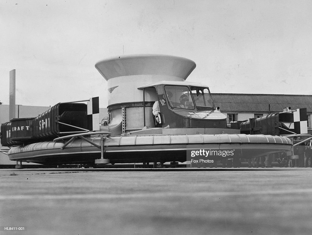 Early Hovercraft