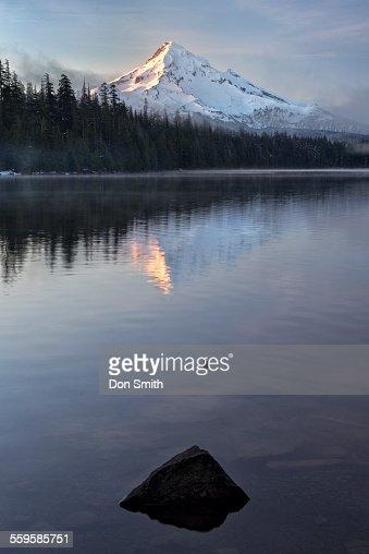Early Morning at Lost Lake