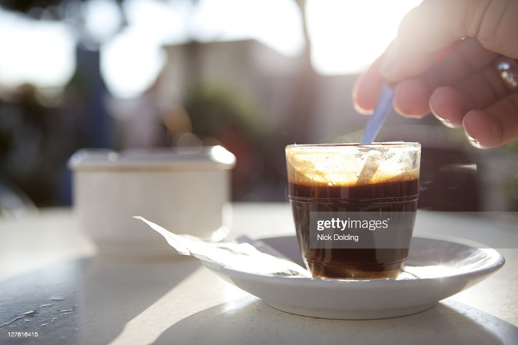 Early morning boost : Stock Photo