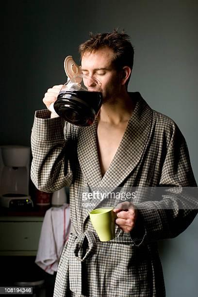 Am frühen Morgen cup