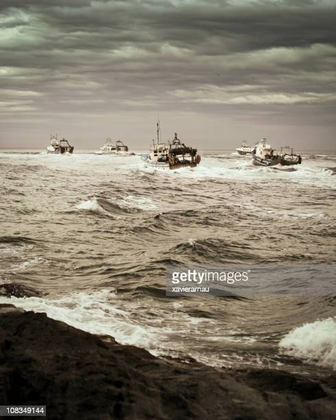 早朝 Trawlers