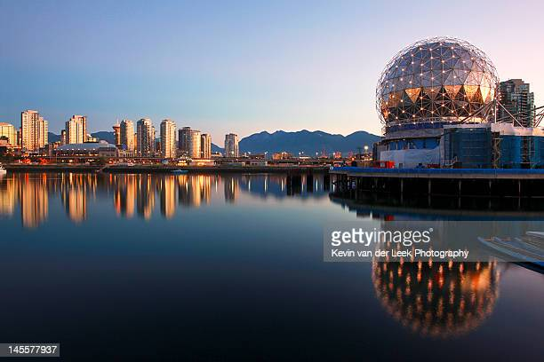 Early morning Vancouver