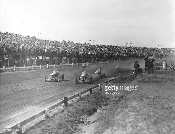 LANGHORNE PA Early races at Langhorne Speedway drew huge crowds to watch the Indy ÒBig CarsÓ and Sprint cars compete on the onemile oval Located just...