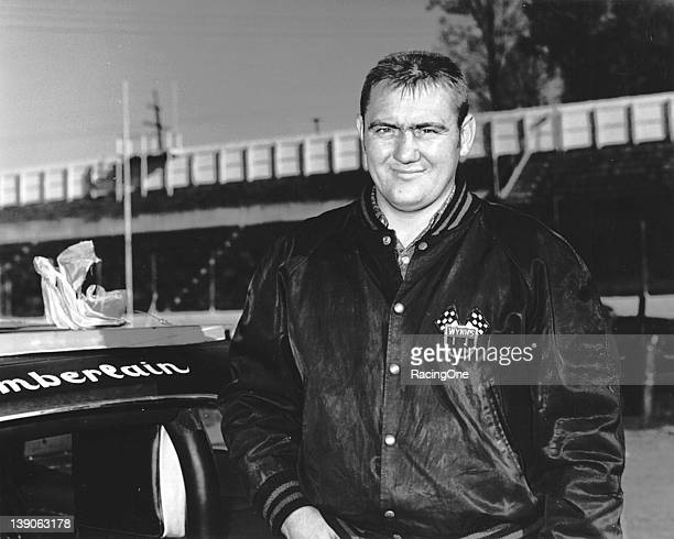 """Gerald Chamberlain of Everett PA was nicknamed """"The Everett Express"""" and was a force behind the wheel of Modified stock cars in the Northeast US for..."""
