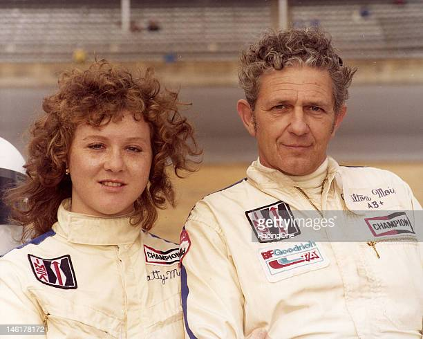 Milton Moise of Jacksonville FL and his daughter Patty both ran with the International Motor Sports association in the 1980s Patty Moise went on to...